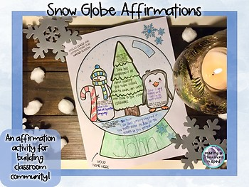 Community Building Affirmation Activity- December