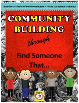 Community Building Find Someone - 10 Boards