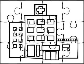 Community Building Puzzles