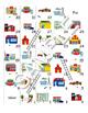 Community Buildings FRENCH MEGA Pack (games,workbooks,Smar