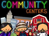 Community Centers: Urban, Rural, and Suburban Communities