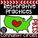 Community Circles PBIS Restorative Practices