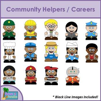 Community Clip Art MEGA Pack