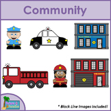Community Clip Art MEGA Pack