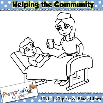 Community Clip art