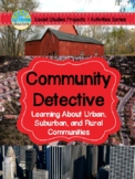 Community Detective: Learning About Communities