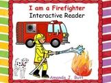Community: Firefighter Interactive Reader; Kindergarten; Special Ed., Autism;