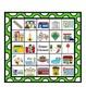 Community French Bingo Cards (En ville)