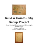 Community Group Project- Government and Citizenship in Com