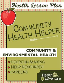Community Health Helper - Lesson Plan