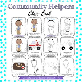 Community Helper Activities