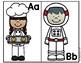 Community Helper Alphabet (ABC Order)