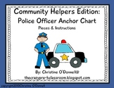 Community Helper Anchor Chart: Police Officer