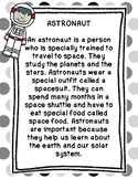 Community Helper - Astronaut Packet