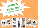 Community Helper Bingo