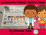 Community Helper Board Game