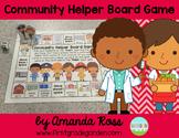 Community Helper Board Game