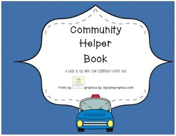 Community Helper Book