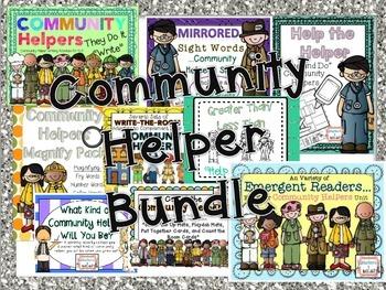 Community Helper Bundle