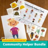 Preschool Community Helper Bundle