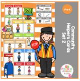 Community Helper Cards Set 2