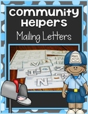 Community Helper Center ~ Mailing Letters