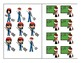 Community Helper Count the Room (Write the Room)