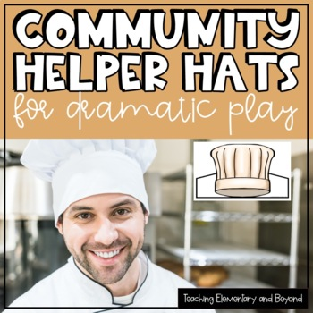 Community Helper Hats