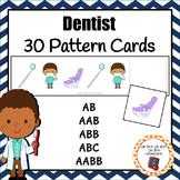 Patterns: Community Helper: Dentist Pattern Cards