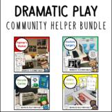Community Helper Dramatic Play Bundle