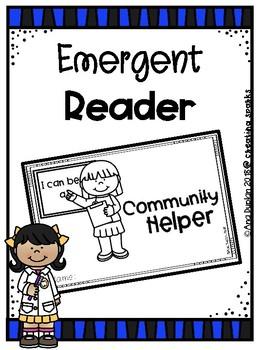 Community Helper Emergent Reader