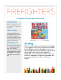 Community Helper- Firefighter Lesson Plan