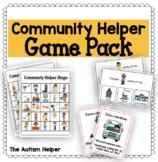 Community Helper Game Pack