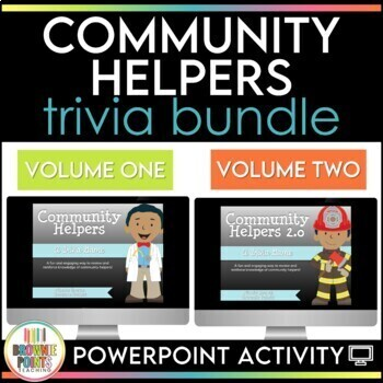 Community Helpers PowerPoint Game