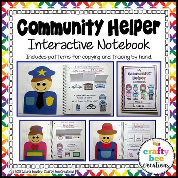 Community Helper Interactive Notebook