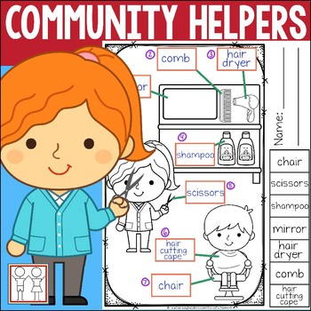 Community Workers Worksheets