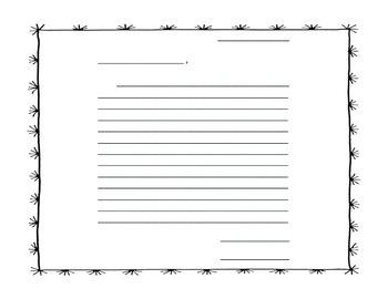 Community Helper Letter Foldable