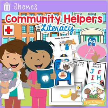 Community Helper Literacy Activities