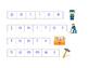Community Helper Magnetic Tile Vocabulary Cards