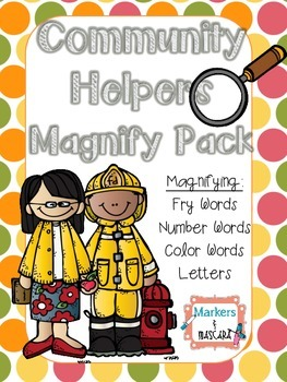 Community Helper Magnify Pack