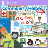 Community Helper Math Activities