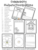 Community Helper & Occupations Packet (Kindergarten-1st Social Studies)