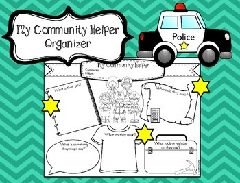 Community Helper Organizer