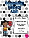 Community Helper Packet - Crossing Guard