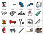 Community Helper Picture Symbols Bundle