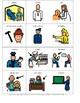 Community Helper Picture Symbols Bundle