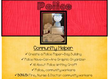 Community Helper: Police