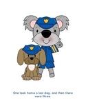 Community Helper- Police Officer