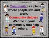Community Helper Power Point Game