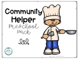Community Helper Preschool Pack